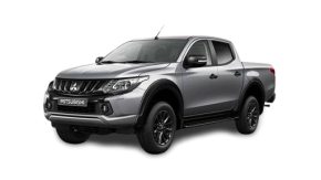 MITSUBISHI L200 DIESEL at Grays of Holbeach Holbeach
