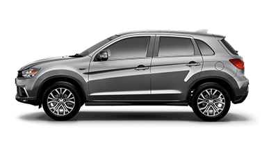Mitsubishi ASX - Available in Atlantic Grey