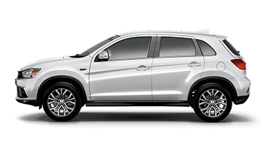 Mitsubishi ASX - Available in White Pearl